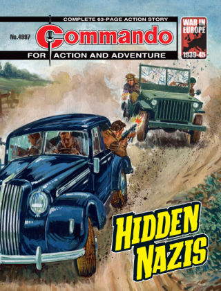 Commando Issue 4997