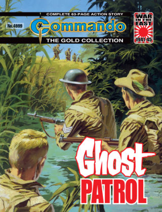 Commando Issue 4999