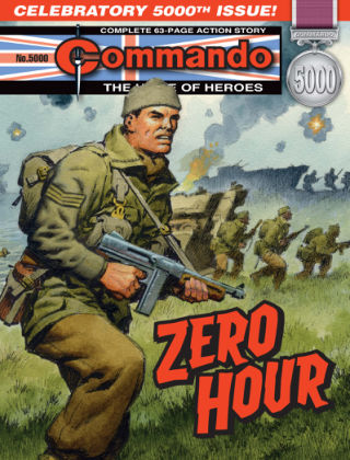 Commando Issue 5000