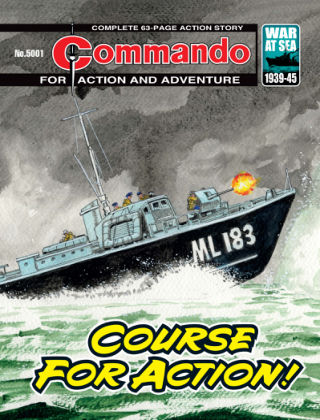 Commando Issue 5001