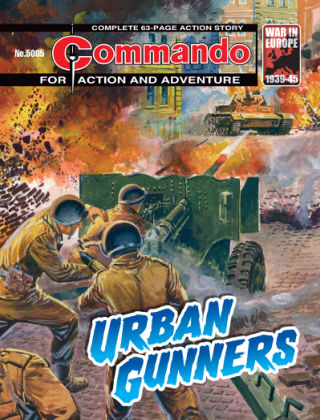 Commando Issue 5005