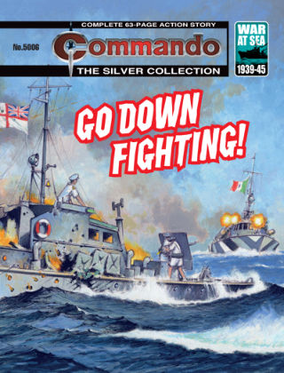 Commando Issue 5006