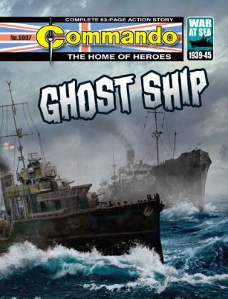 Commando Issue 5007
