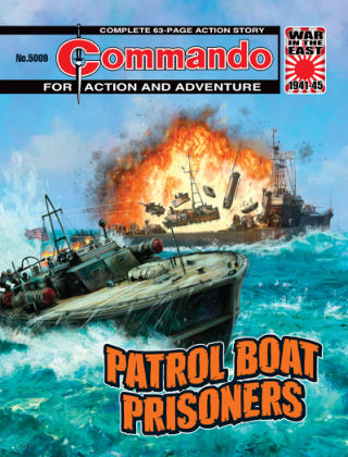 Commando Issue 5009