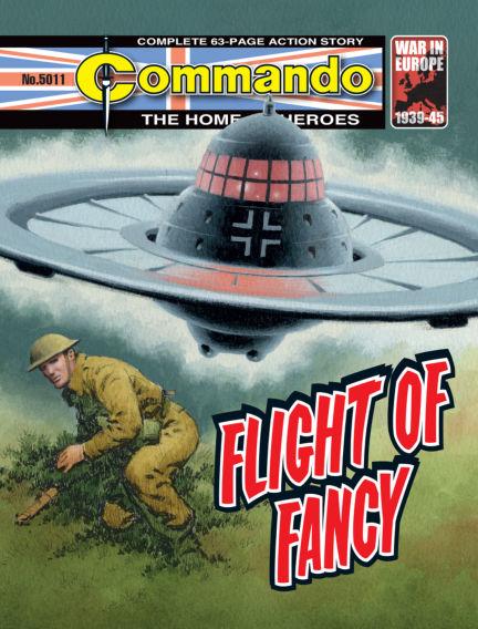 Commando April 18, 2017 00:00