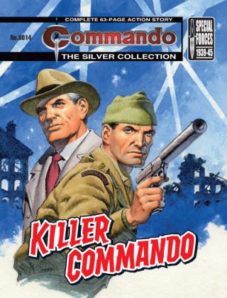 Commando Issue 5014