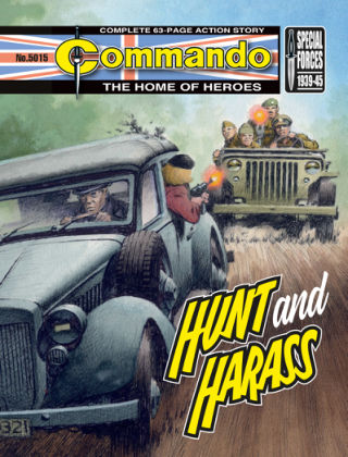 Commando Issue 5015