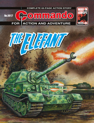 Commando Issue 5017