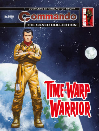 Commando Issue 5018