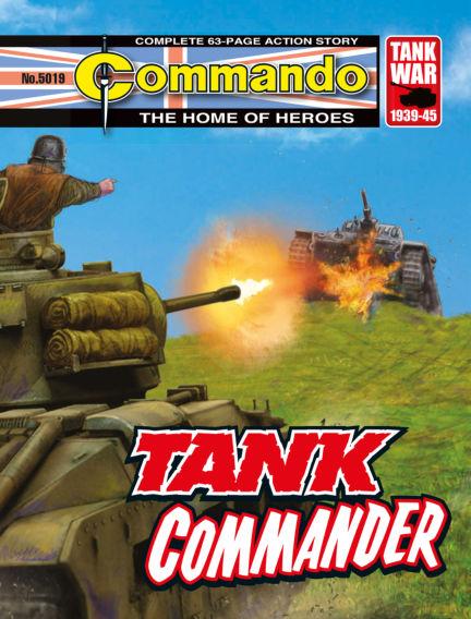 Commando May 16, 2017 00:00