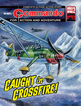 Commando Issue 5021