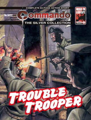 Commando Issue 5022