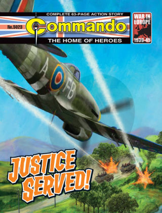 Commando Issue 5023