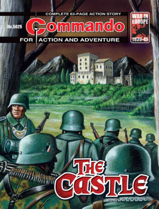 Commando Issue 5025