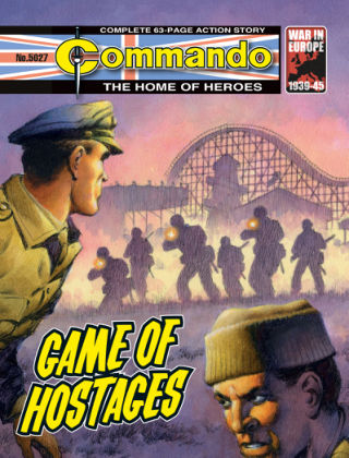 Commando Issue 5027