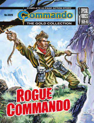 Commando Issue 5028