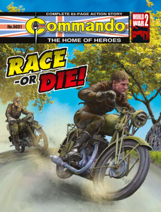 Commando Issue 5031