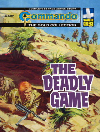 Commando Issue 5032