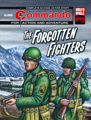 Commando Issue 5033