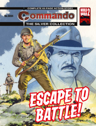 Commando Issue 5034