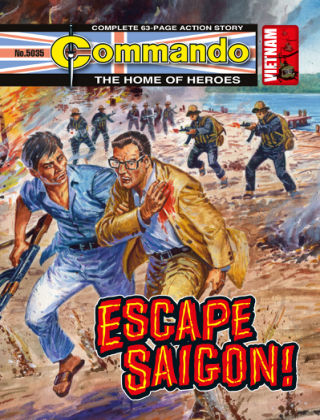 Commando Issue 5035