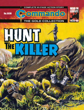 Commando Issue 5036