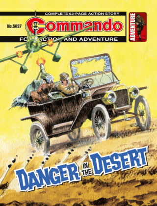 Commando Issue 5037