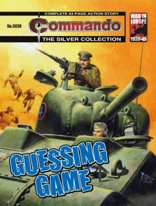 Commando Issue 5038