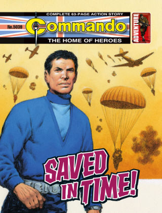 Commando Issue 5039