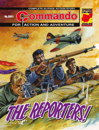 Commando Issue 5041
