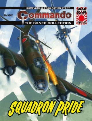 Commando Issue 5042