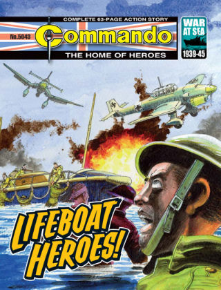 Commando Issue 5043
