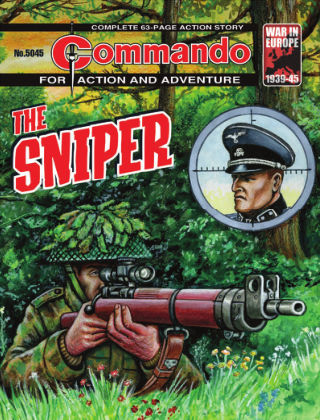 Commando Issue 5045