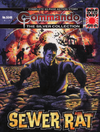 Commando Issue 5046