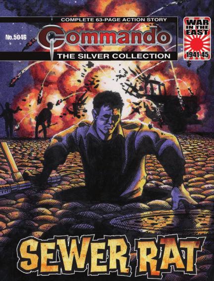 Commando August 08, 2017 00:00