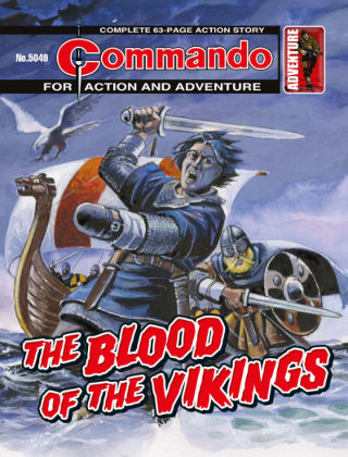 Commando Issue 5049