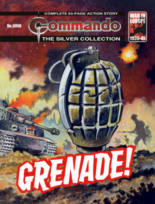 Commando Issue 5050