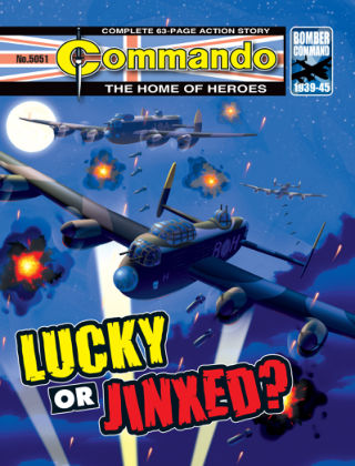 Commando Issue 5051