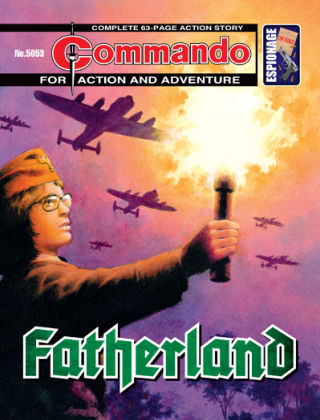 Commando Issue 5053