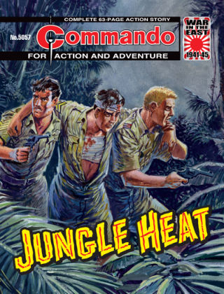 Commando Issue 5057