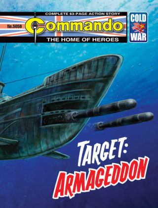 Commando Issue 5059