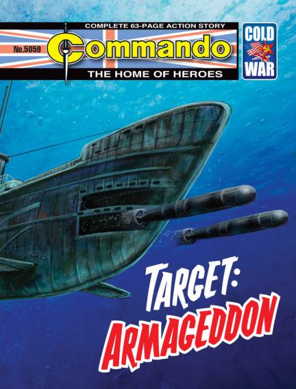 Commando October 03, 2017 00:00
