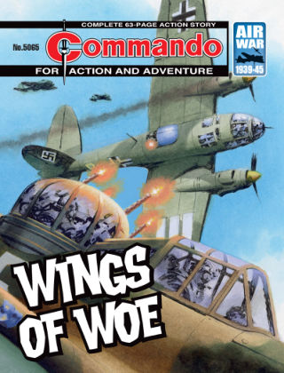 Commando Issue 5065