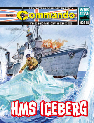 Commando Issue 5067