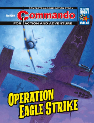 Commando Issue 5069