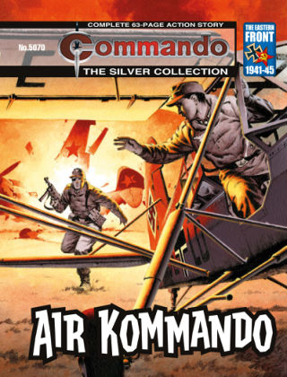 Commando Issue 5070
