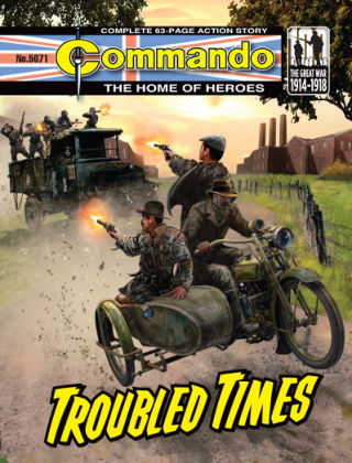 Commando Issue 5071