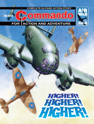 Commando Issue 5073