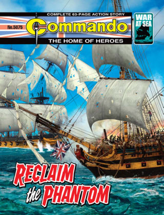 Commando Issue 5075