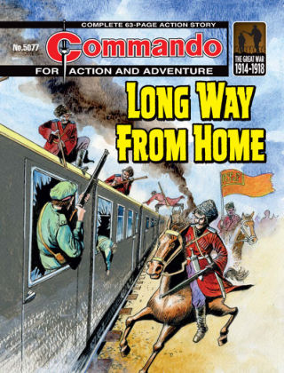 Commando Issue 5077